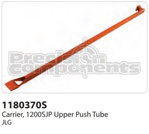 JLG Carrier, 1200SJP Upper Push Tube - Part Number 1180370S