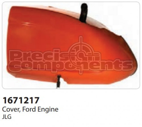 JLG Cover, Ford Engine - Part Number 1671217S