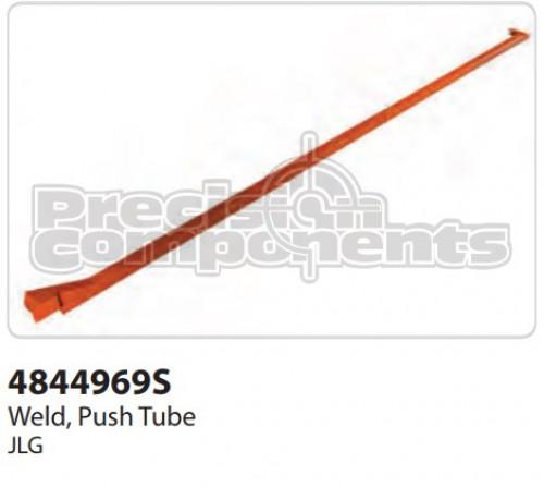 JLG Weldment, Push Tube - Part Number 4844969S