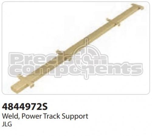 JLG Weldment, Power Truck Support - Part Number 4844972S