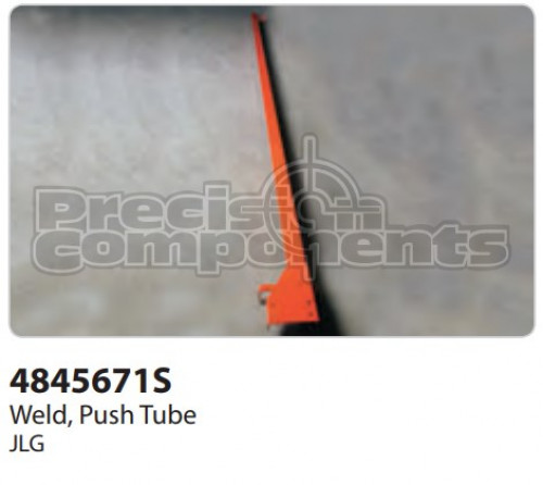 JLG Weldment, Push Tube - Part Number 4845671S