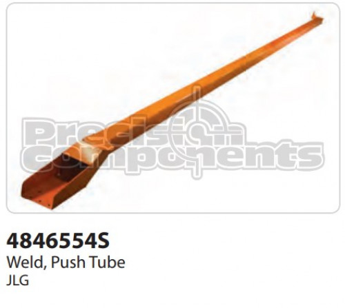 JLG Weldment, Power Track Support - Part Number 4846554S