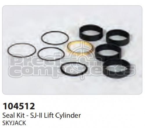 SkyJack Seal Kit SJ-II Lift Cylinder - Part Number 104512