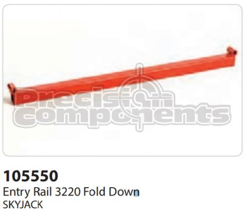 SkyJack Entry Rail 3220 Fold Down - Part Number 105550