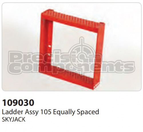 SkyJack Ladder Assembly 105 Equally Spaced - Part Number 109030