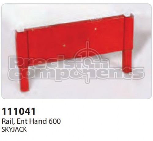 SkyJack Rail, Entry Hand 600 - Part Number 111041