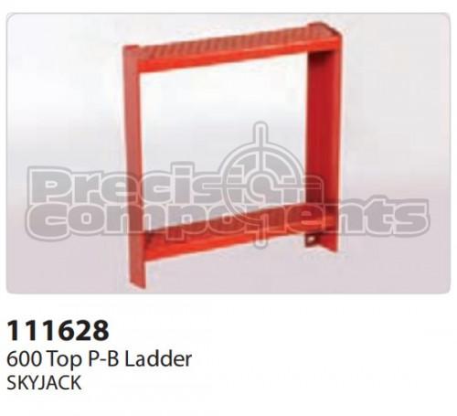 SkyJack 600 Top P-B Ladder - Part Number 111628