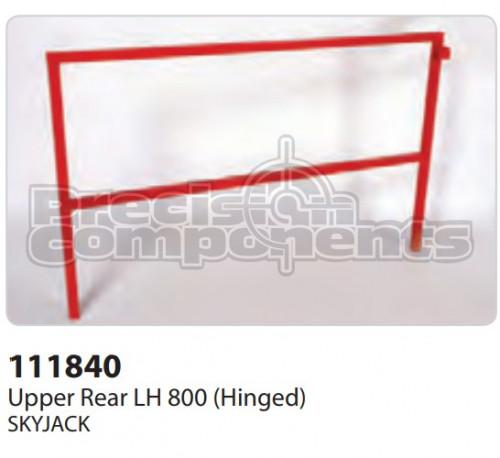 SkyJack Upper Rear LH 800 (Hinged) - Part Number 111840