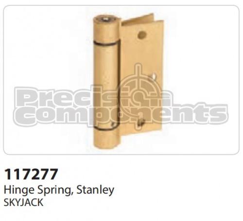 SkyJack Hinge Spring, Stanley - Part Number 117277