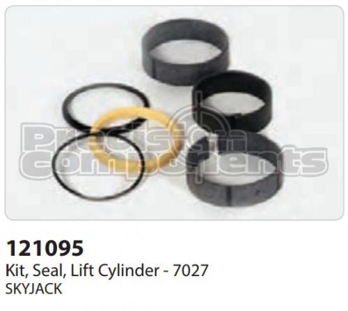 SkyJack Kit, Seal, Lift Cylinder 7027 - Part Number 121095