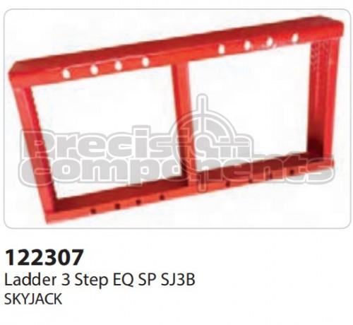 SkyJack Ladder 3 Step EQ SP SJ3B - Part Number 122307