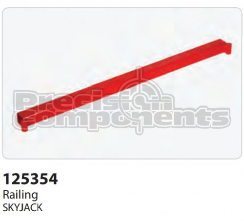 SkyJack Railing - Part Number 125354