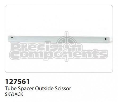 SkyJack Tube Spacer Outside Scissor - Part Number 127561