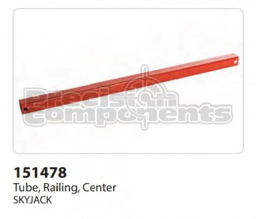 SkyJack Tube, Railing, Center - Part Number 151478