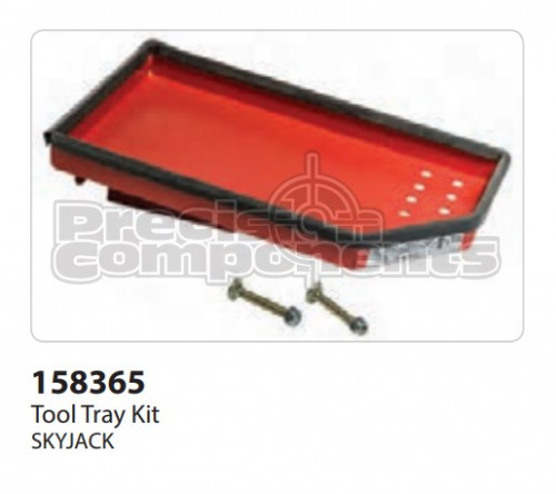 SkyJack Tool Tray Kit - Part Number 158365