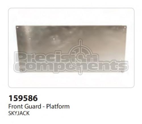 SkyJack Front Guard Platform - Part Number 159586