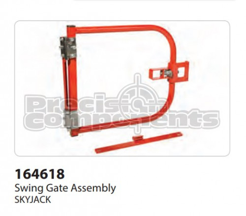 SkyJack Swing Gate Assembly - Part Number 164618
