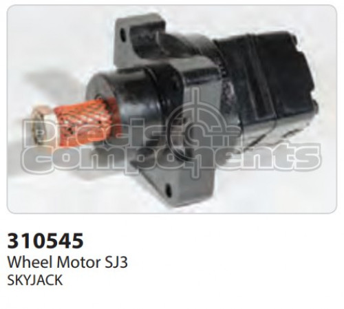 SkyJack Wheel Motor SJ3 - Part Number 310545