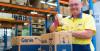 WELDMENT, PCON BOX, TMZ50 Genie Part 76645GT