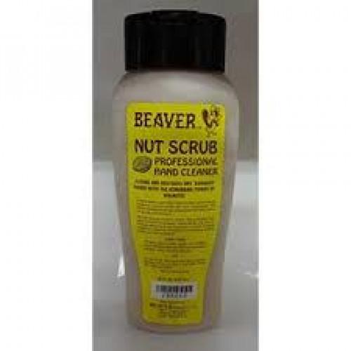 HAND SOAP BEAVER NUT SCRUB 13.5
